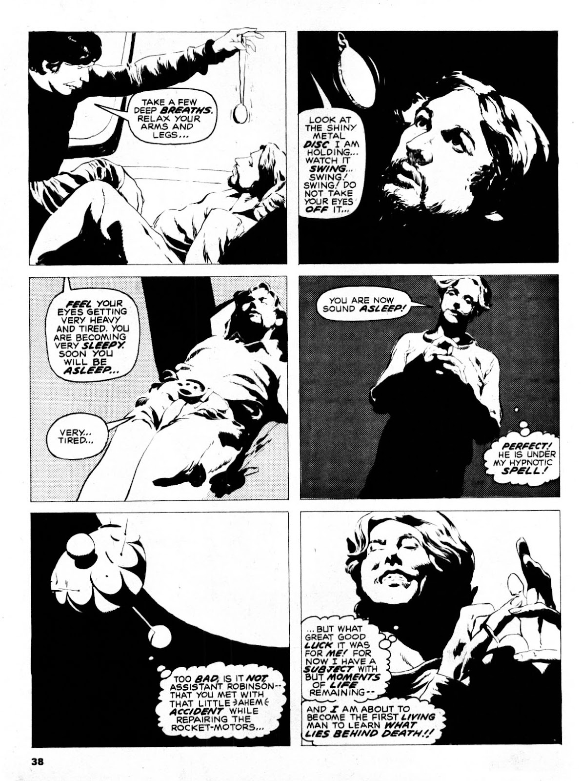 Nightmare (1970) issue 21 - Page 37