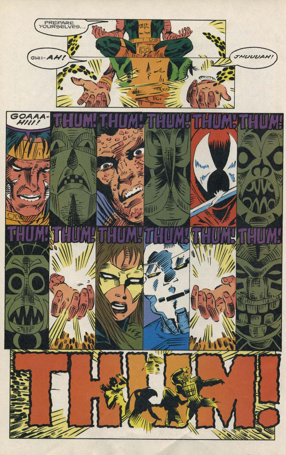 Read online Alpha Flight (1983) comic -  Issue #125 - 14