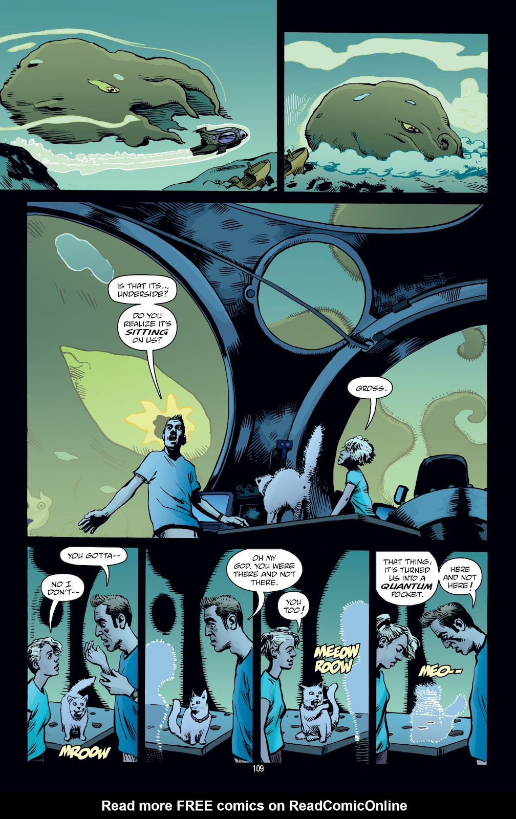 Read online Strange Adventures (2014) comic -  Issue # TPB (Part 2) - 10