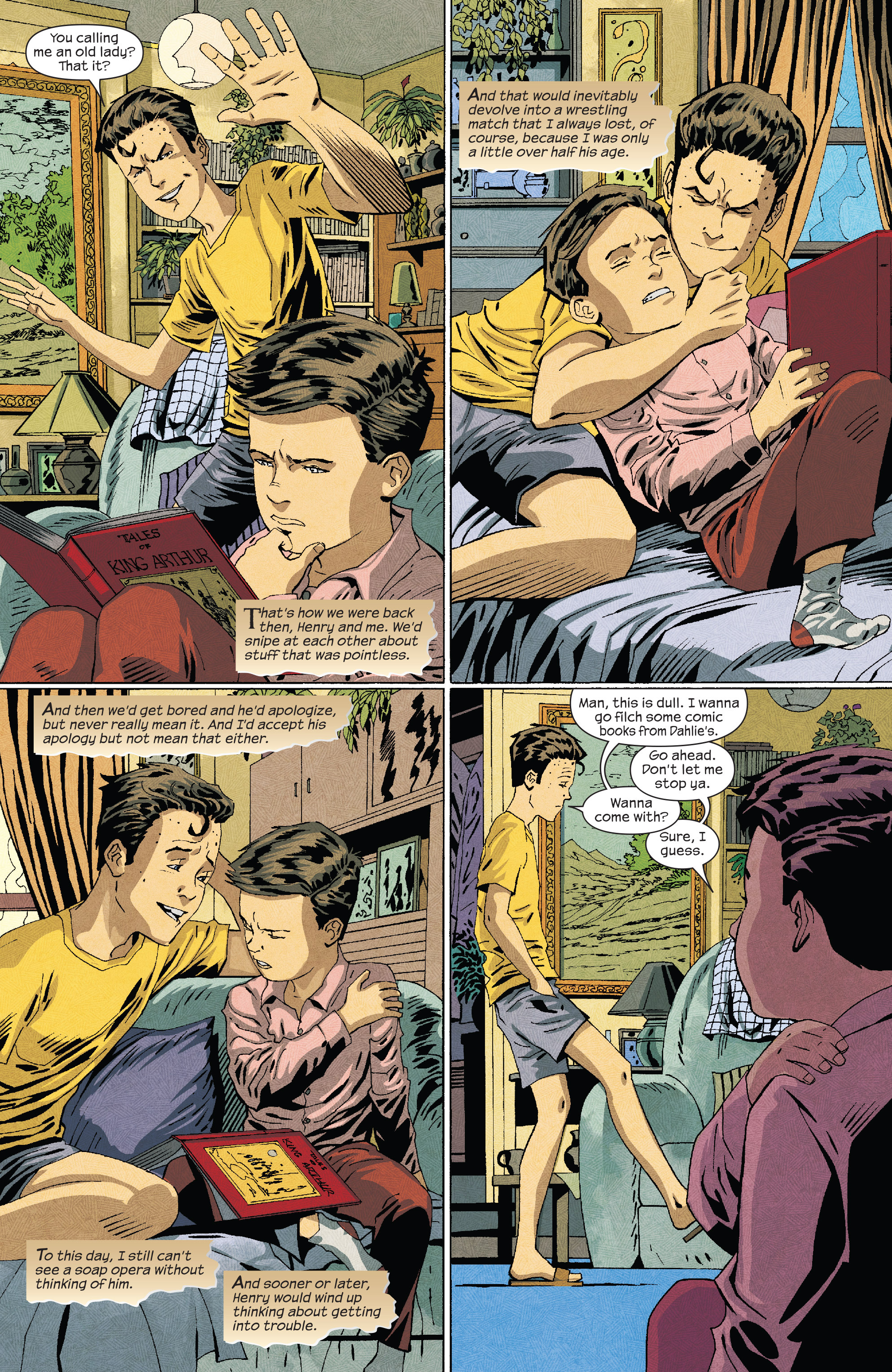 Read online Dark Tower: The Drawing of the Three - The Prisoner comic -  Issue #2 - 9