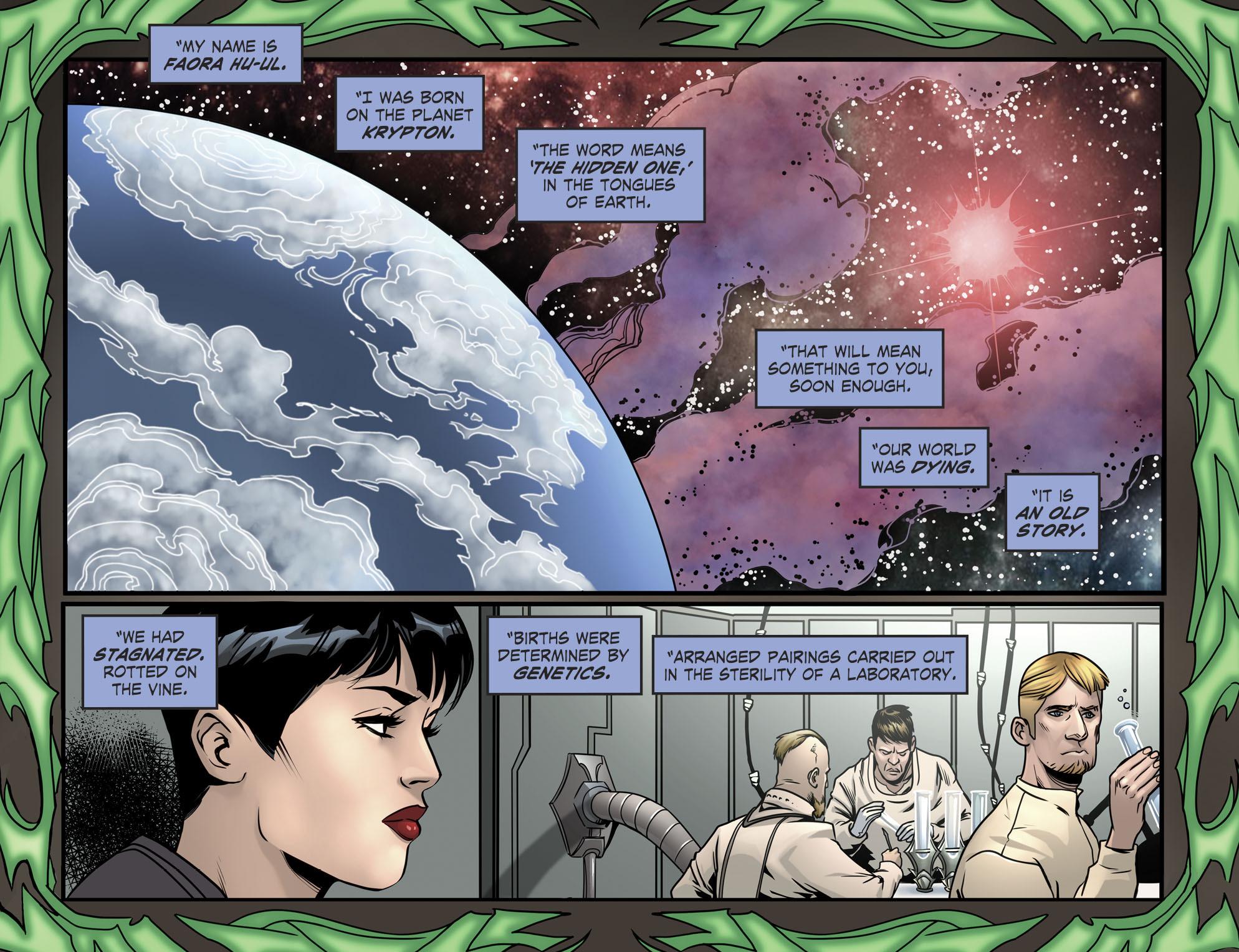 Read online DC Comics: Bombshells comic -  Issue #94 - 4