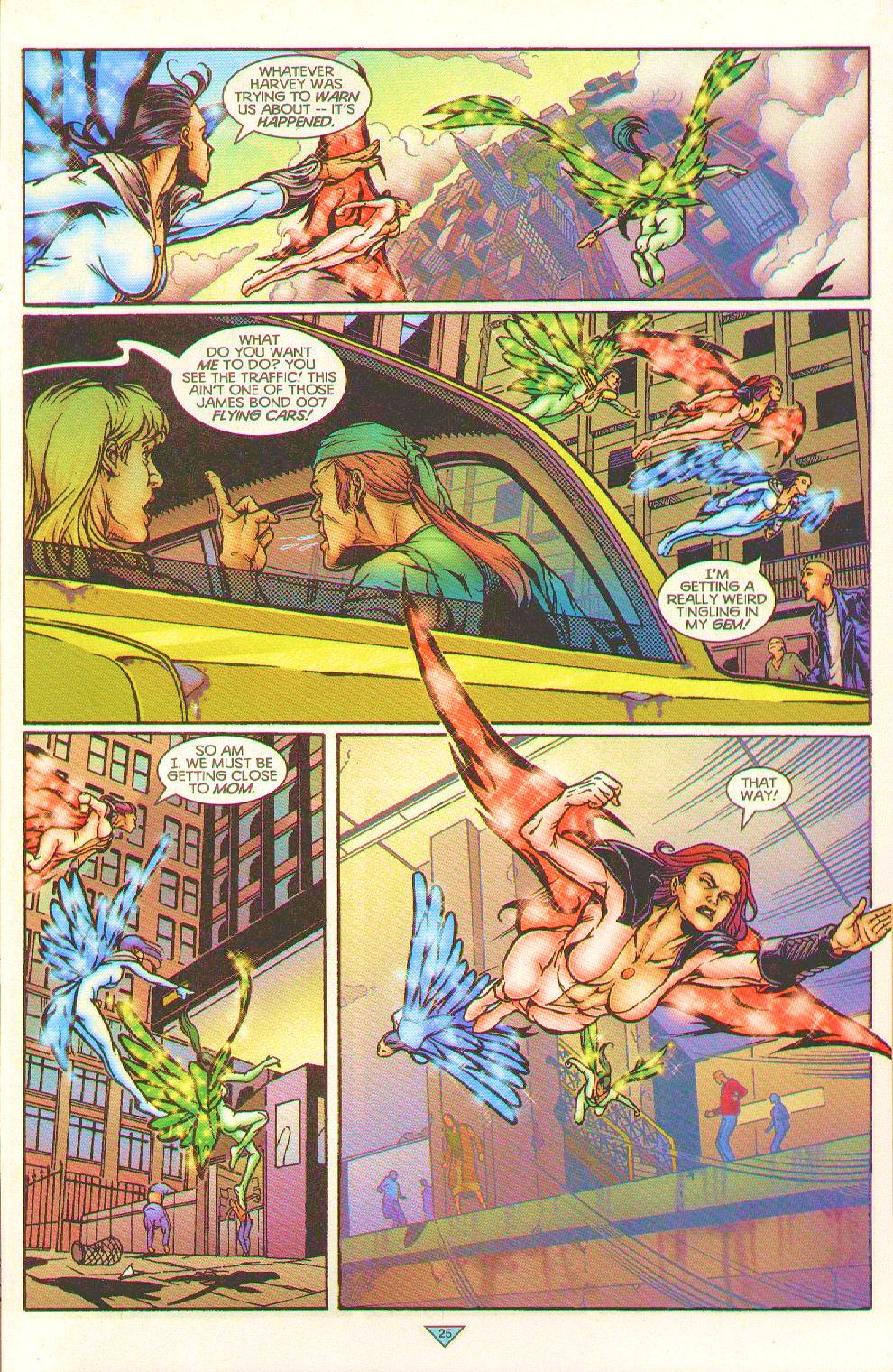 Read online Trinity Angels comic -  Issue #10 - 21