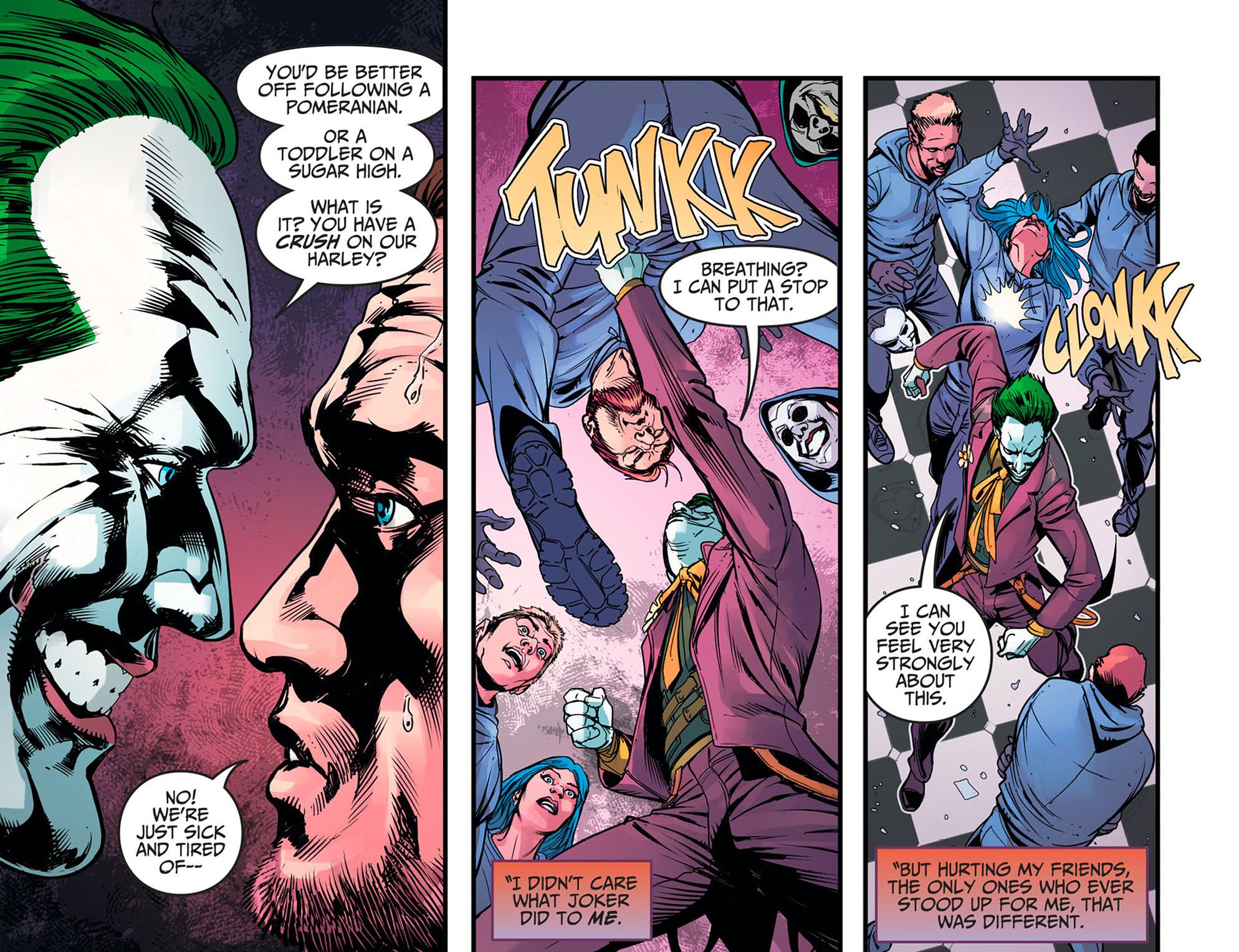 Read online Injustice: Ground Zero comic -  Issue #16 - 16