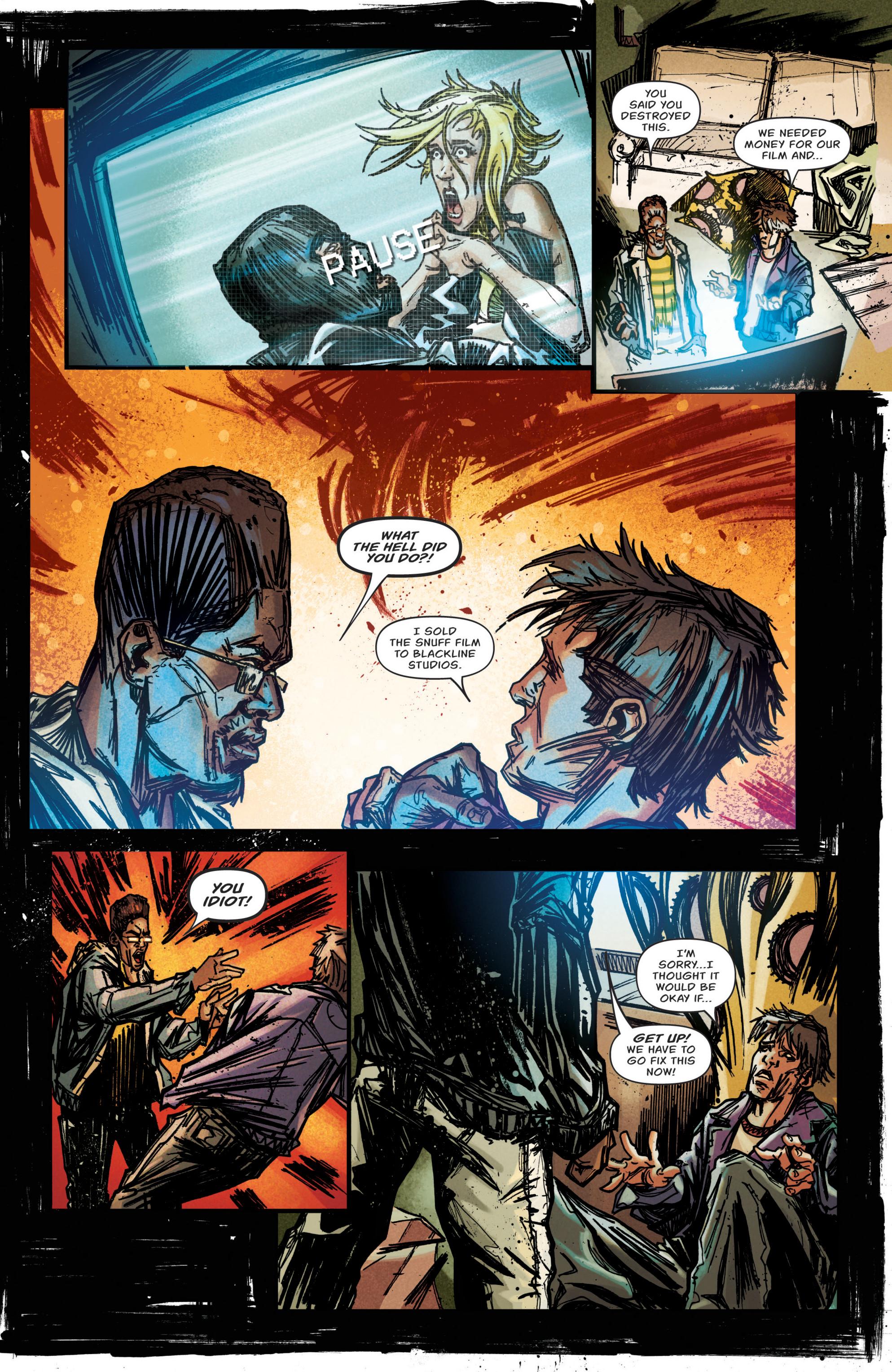 Read online Grimm Tales of Terror: Vol. 3 comic -  Issue #5 - 18