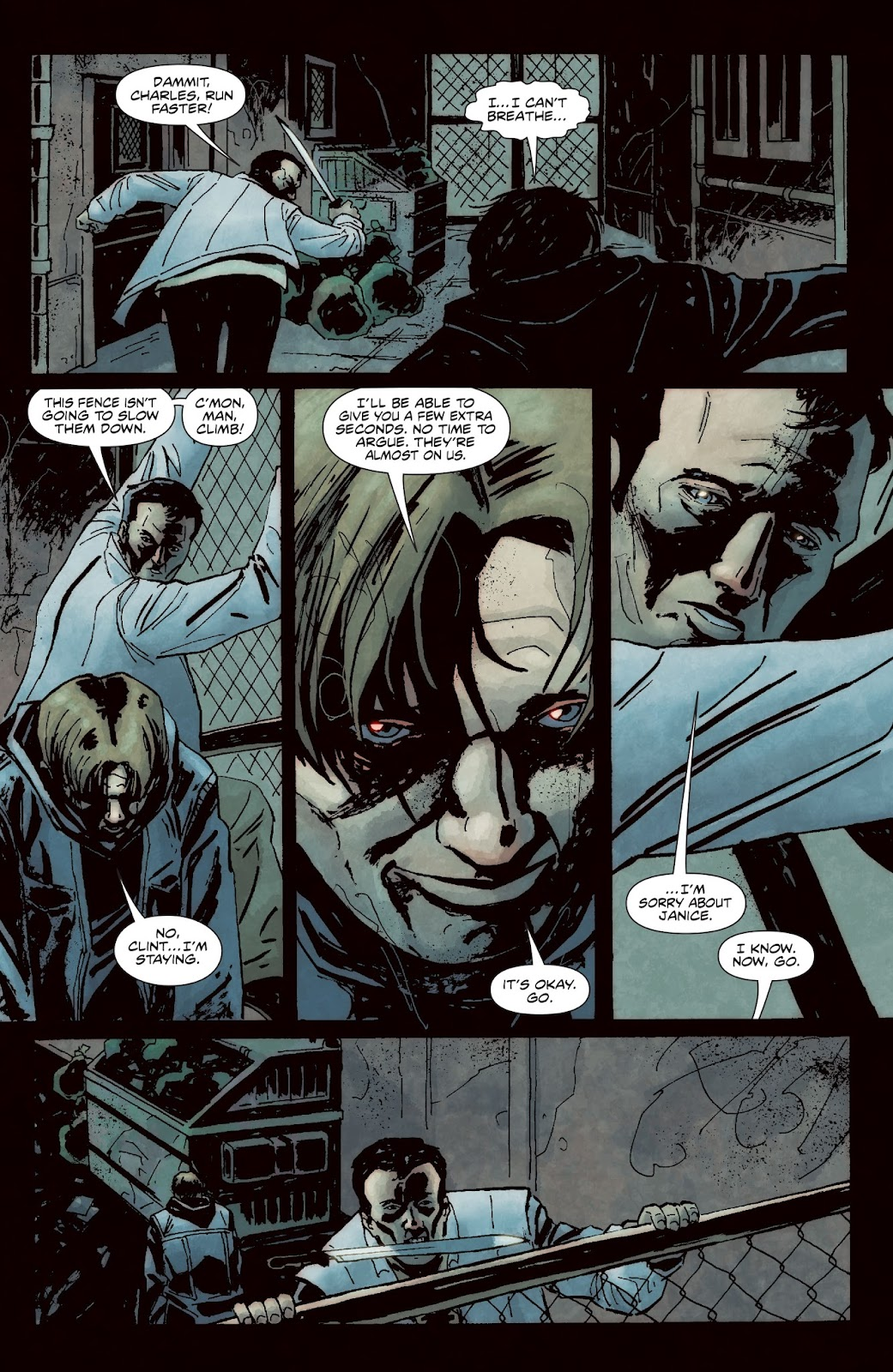 28 Days Later issue 23 - Page 18