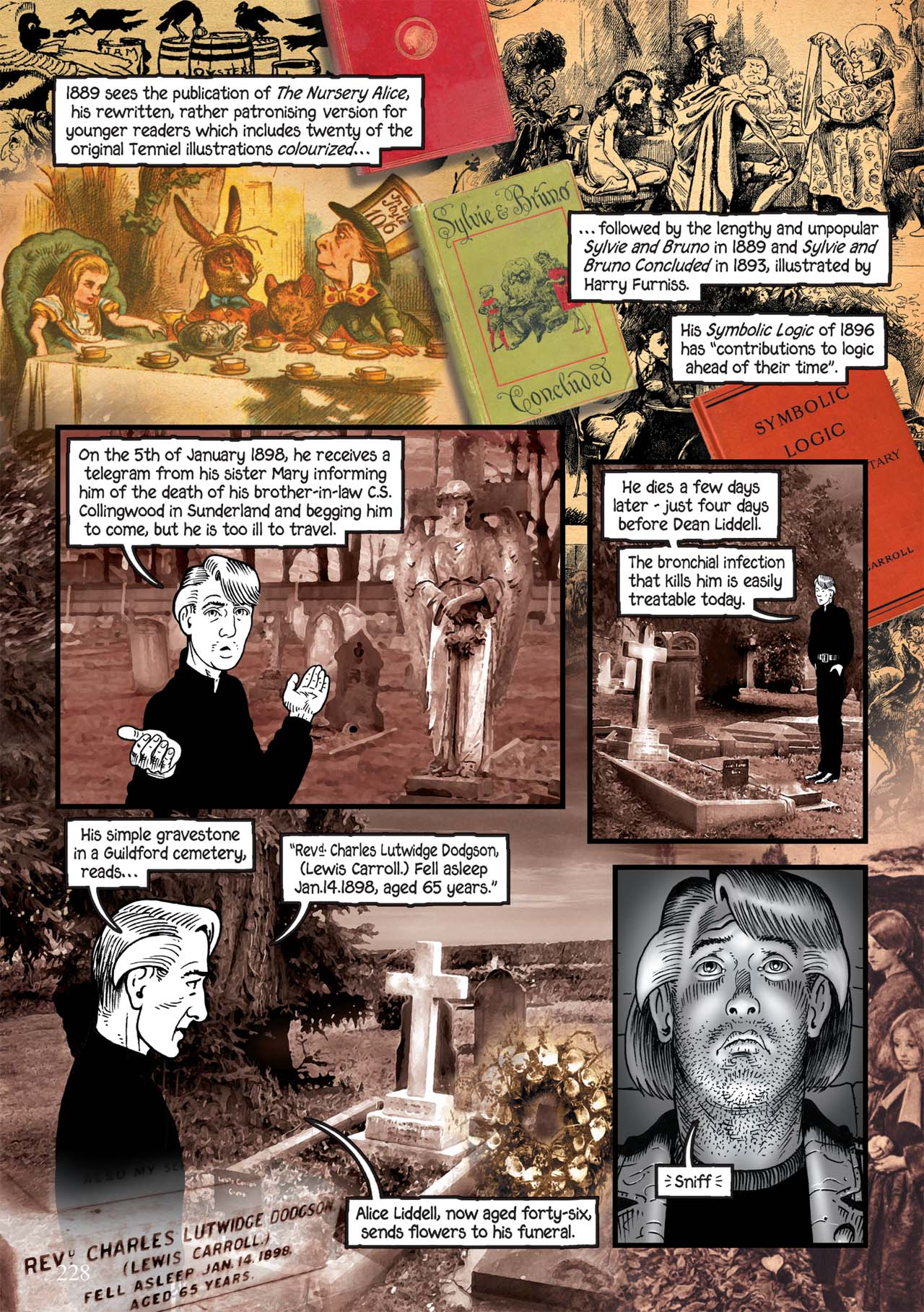 Read online Alice in Sunderland comic -  Issue # Full - 232
