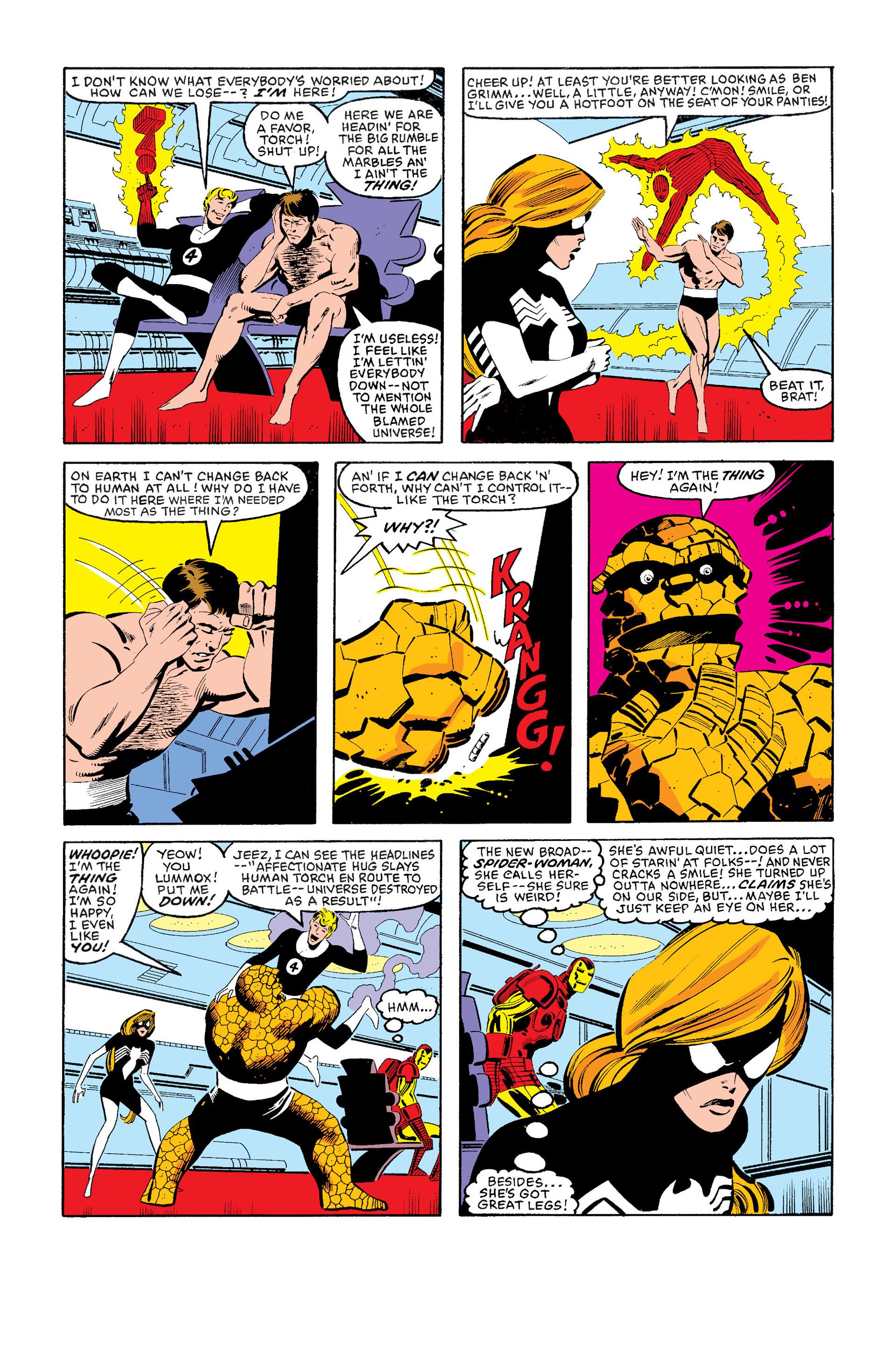 Read online Secret Wars (1985) comic -  Issue #9 - 7