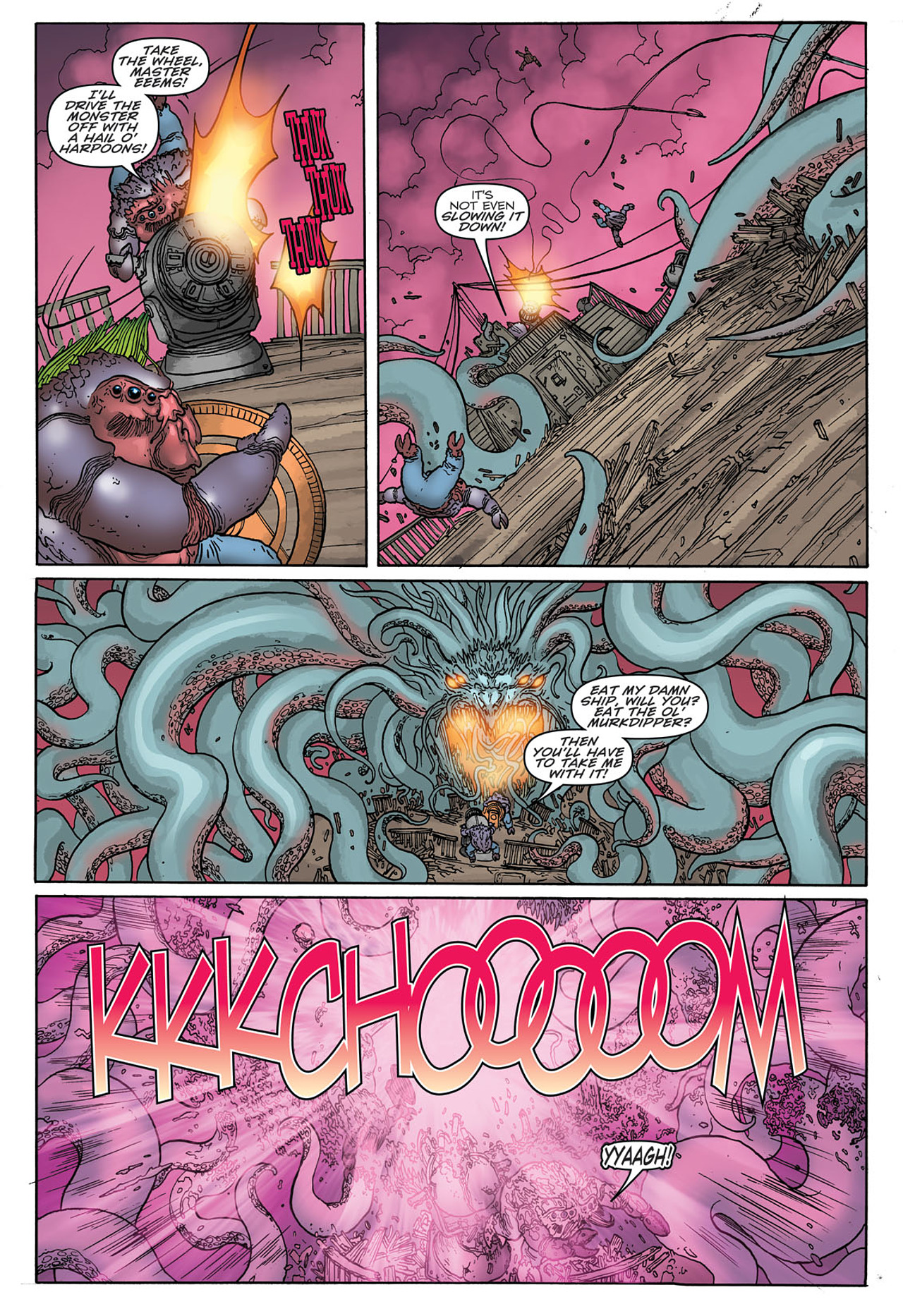 Read online Transformers: Heart of Darkness comic -  Issue #3 - 9