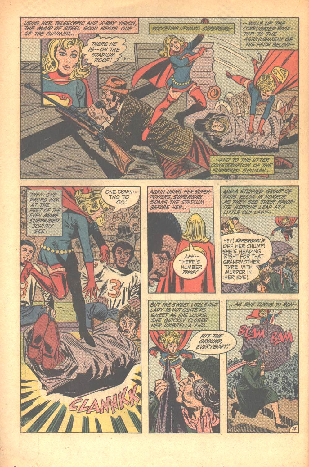Read online Adventure Comics (1938) comic -  Issue #399 - 18