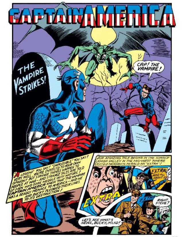 Read online All-Winners Comics comic -  Issue #5 - 18