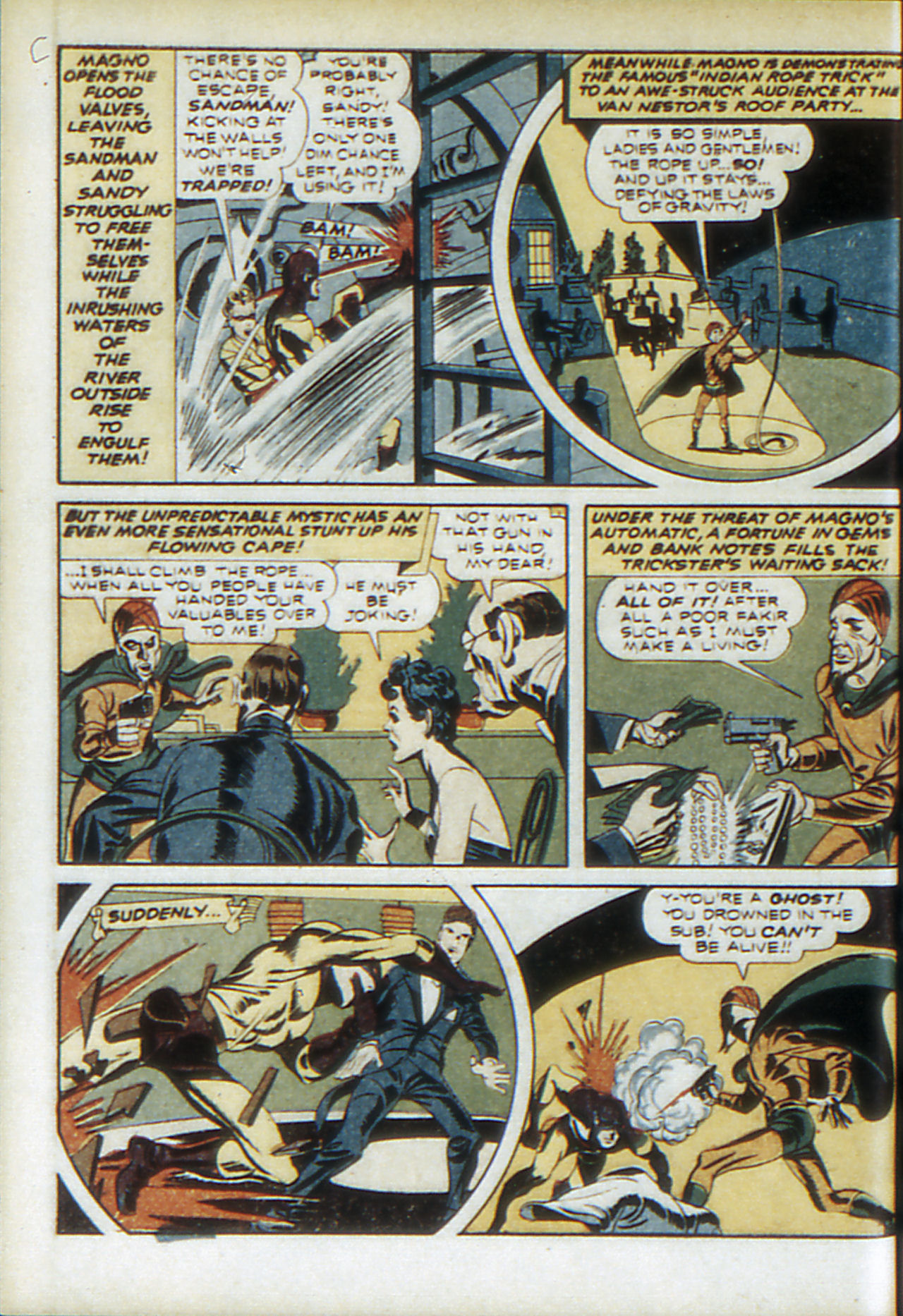 Read online Adventure Comics (1938) comic -  Issue #78 - 65