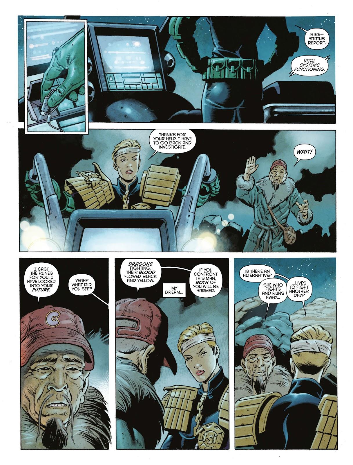 Judge Dredd Megazine (Vol. 5) Issue #381 #180 - English 46