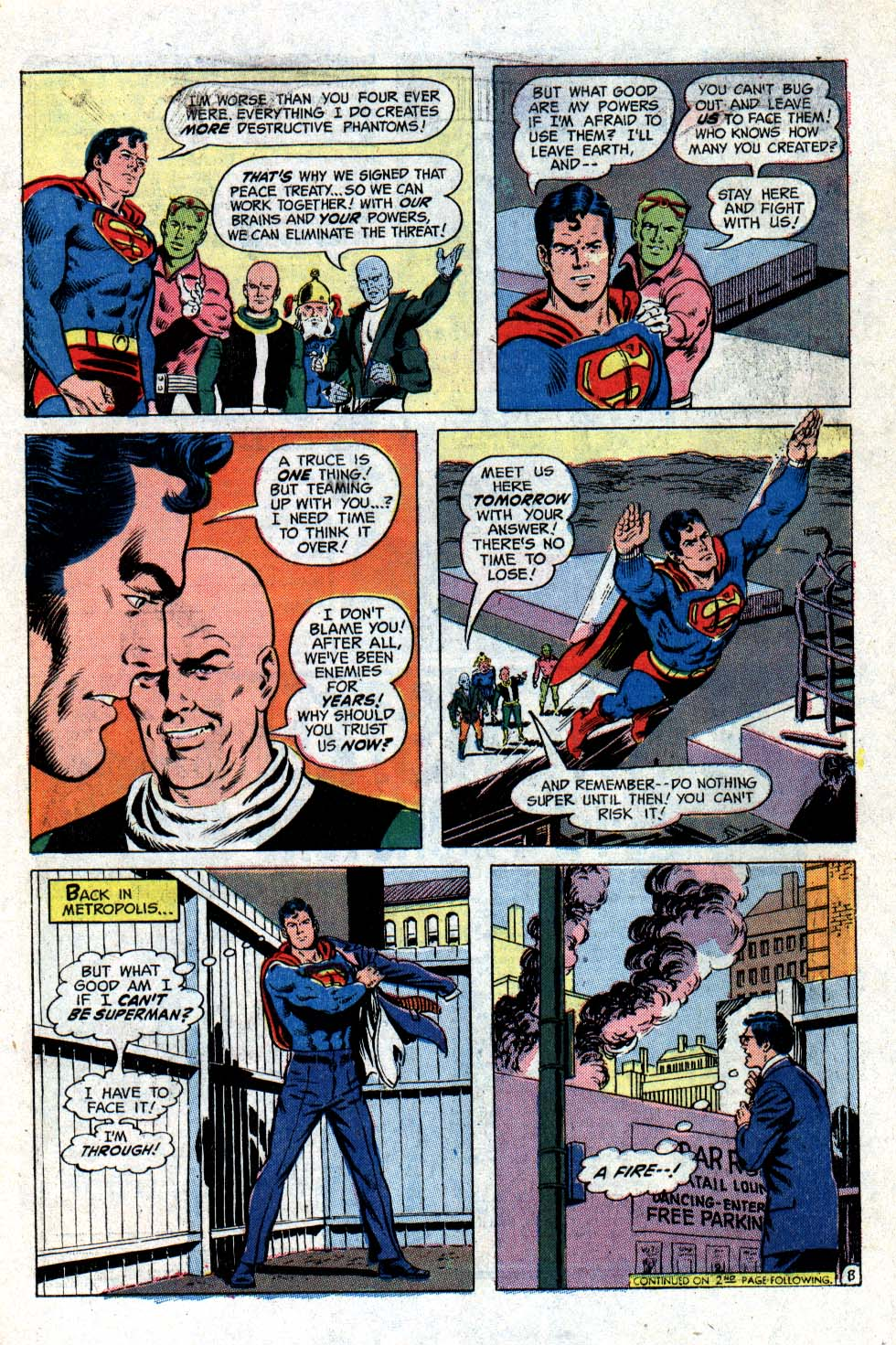 Read online Action Comics (1938) comic -  Issue #418 - 11