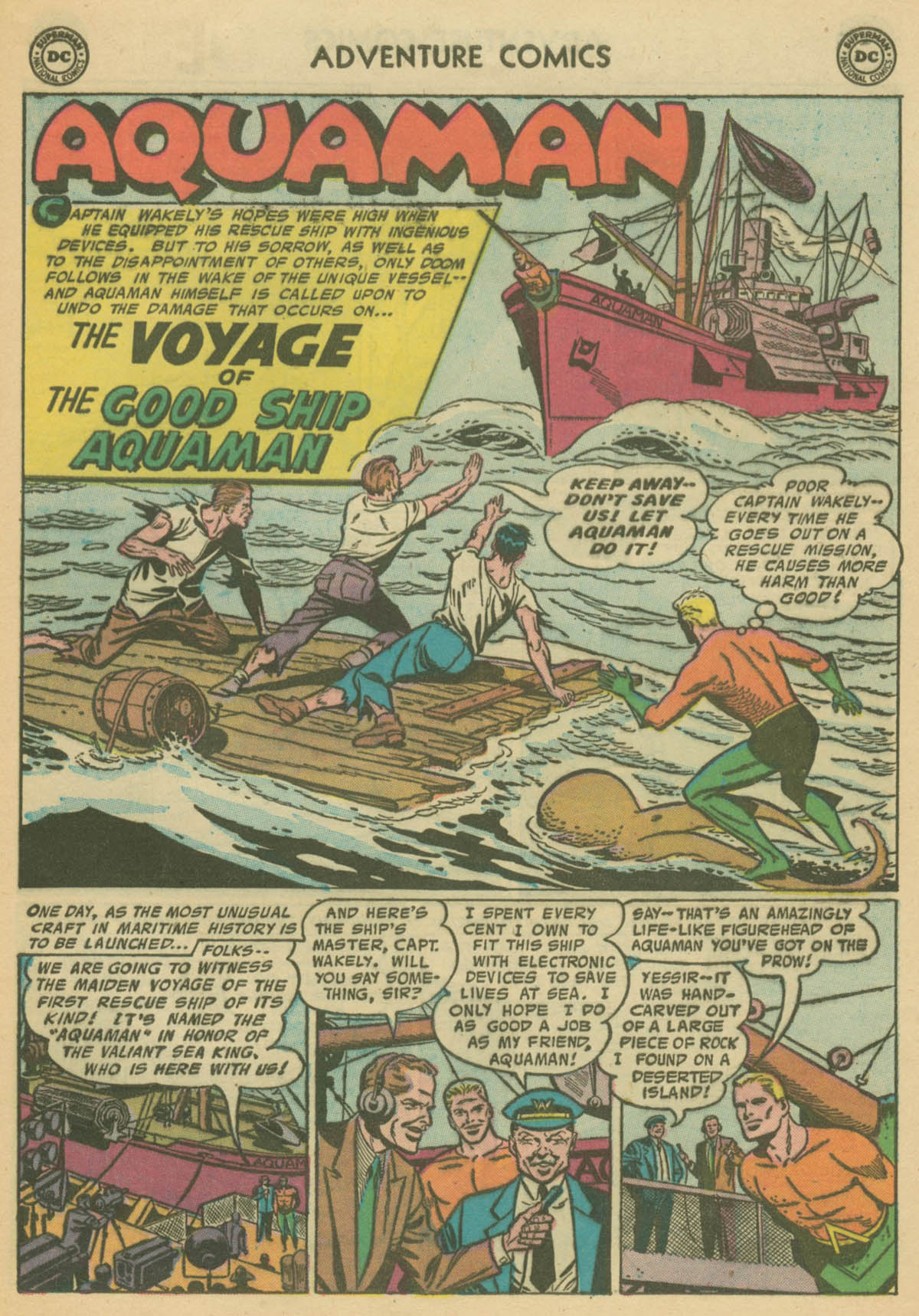 Read online Adventure Comics (1938) comic -  Issue #239 - 27