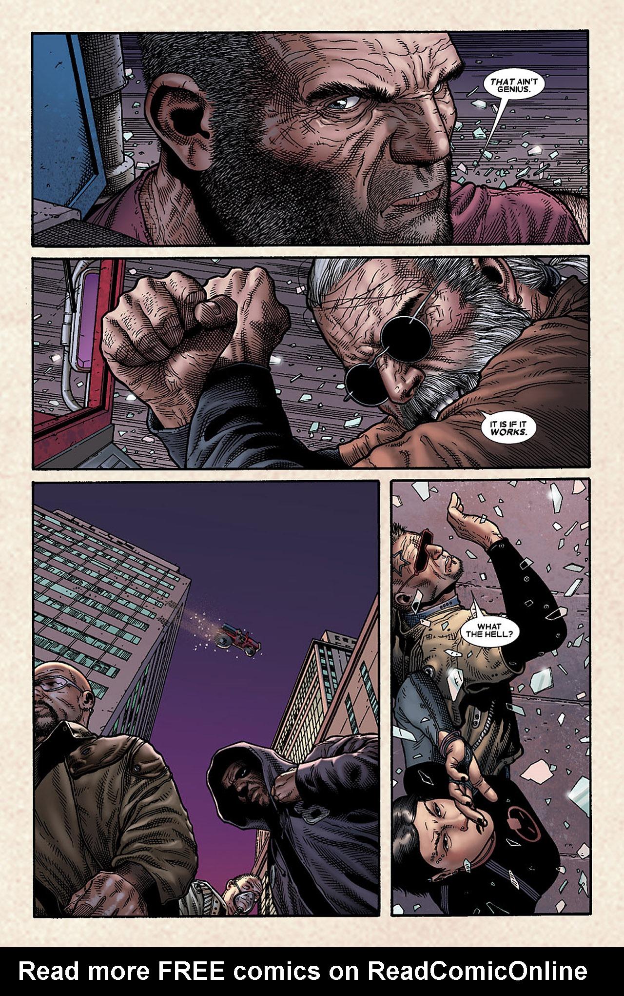Read online Wolverine: Old Man Logan comic -  Issue # Full - 63