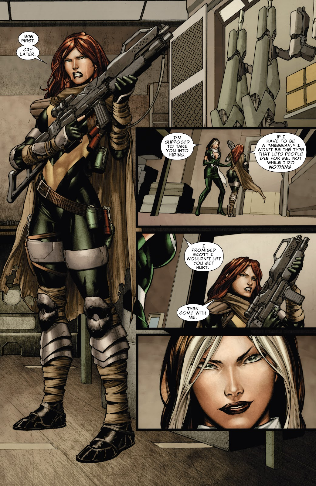 Read online X-Men: Second Coming comic -  Issue # _TPB (Part 3) - 56