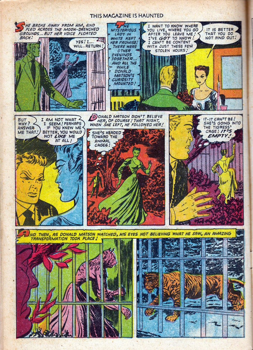Read online This Magazine Is Haunted comic -  Issue #9 - 26