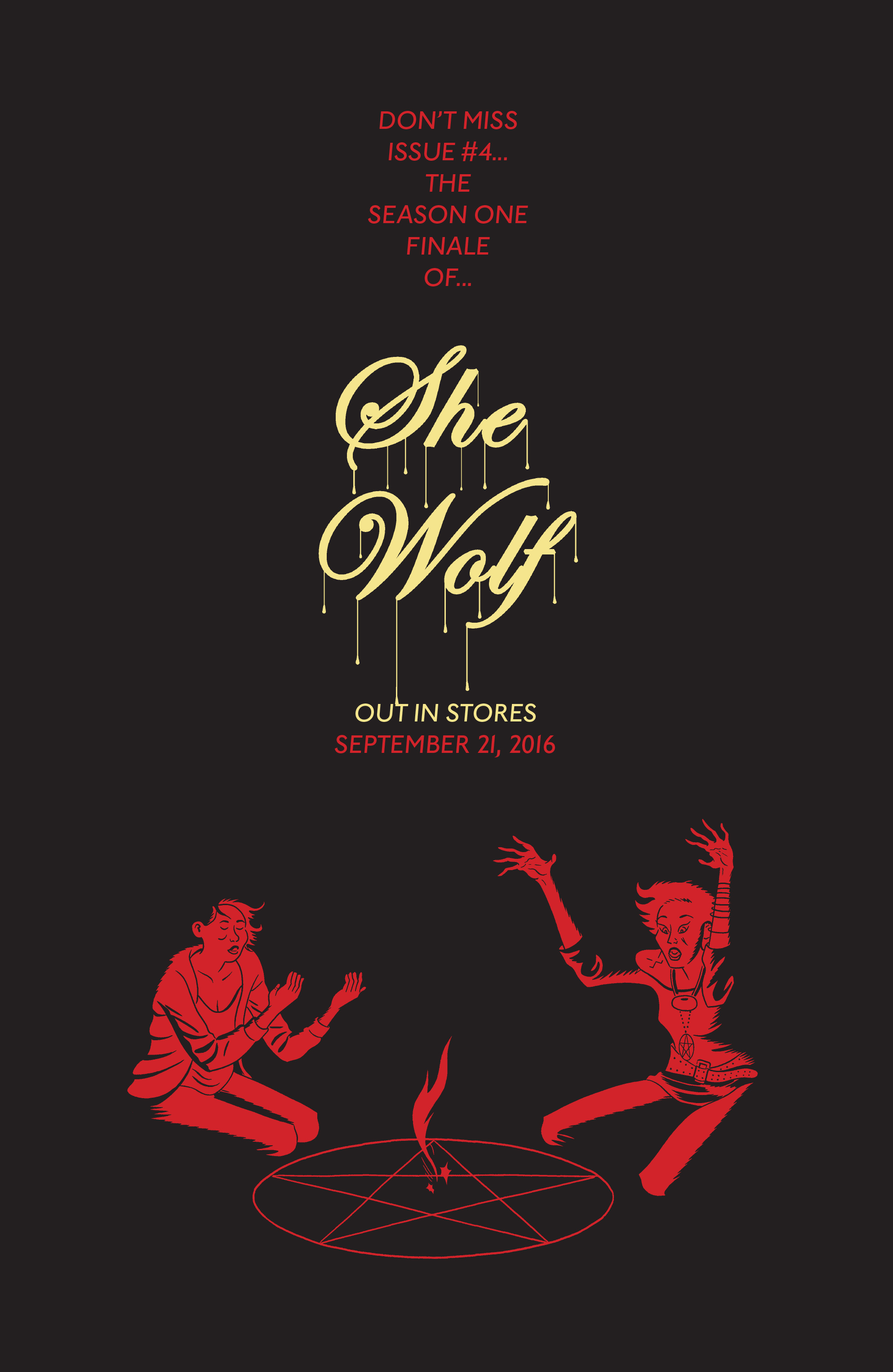 Read online She Wolf comic -  Issue #3 - 30