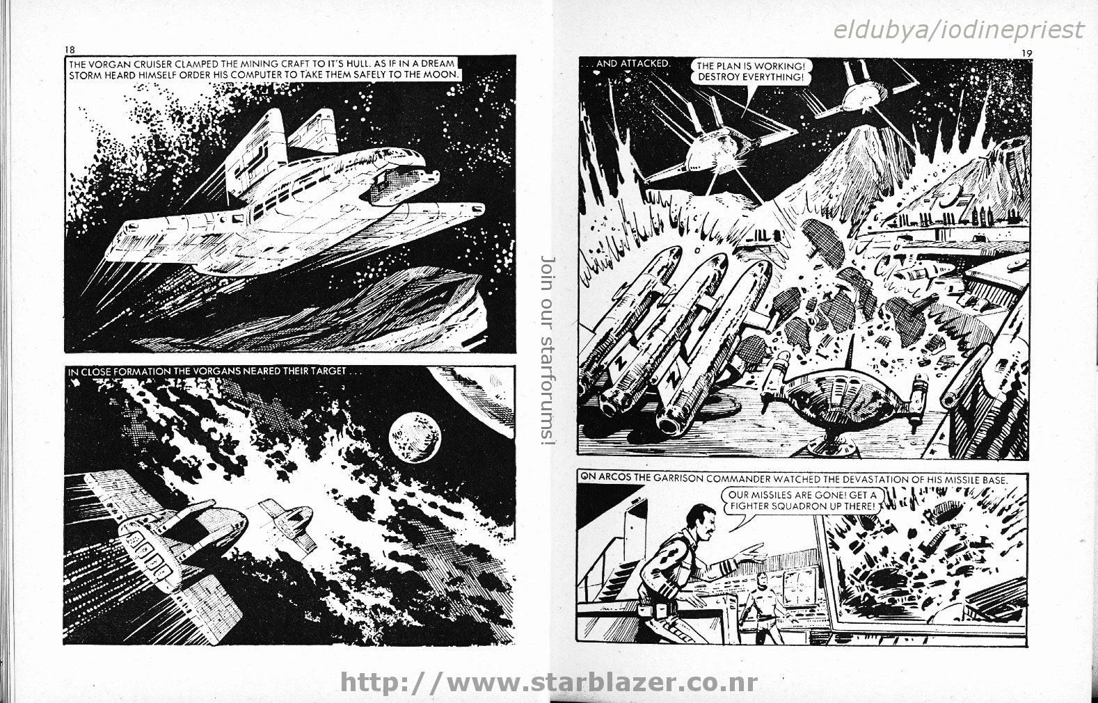 Starblazer issue 98 - Page 11
