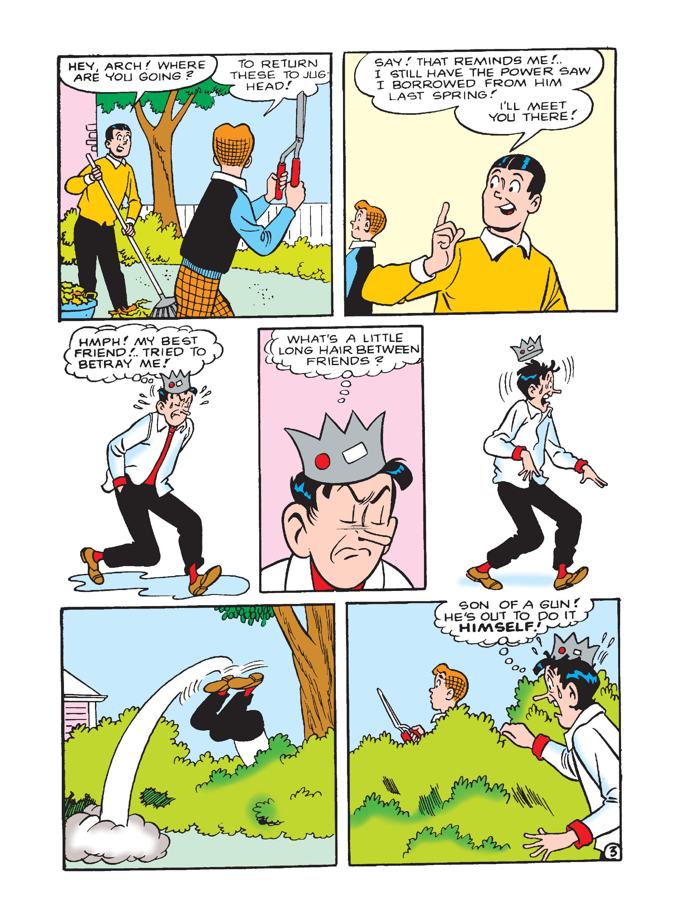 Read online Archie 1000 Page Comics Bonanza comic -  Issue #1 (Part 1) - 38