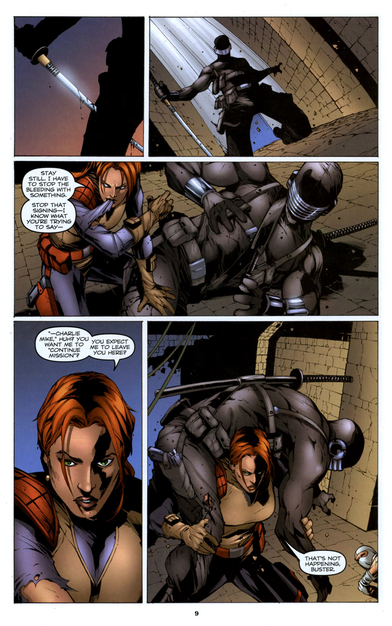 G.I. Joe: A Real American Hero 158 Page 10