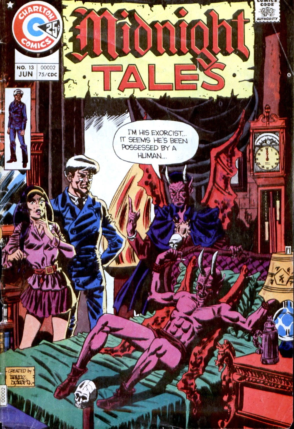 Midnight Tales issue 13 - Page 1