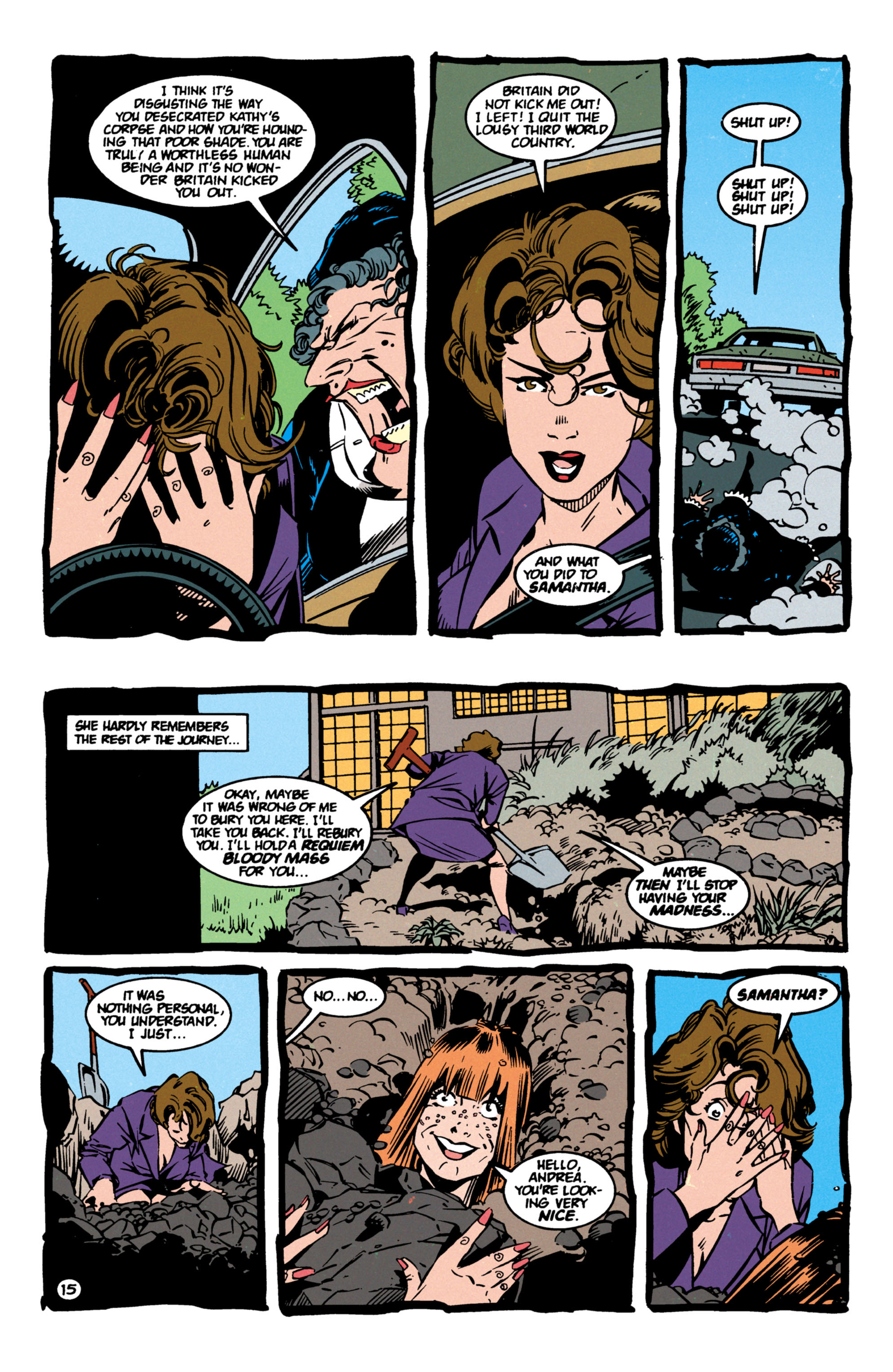 Read online Shade, the Changing Man comic -  Issue #60 - 16