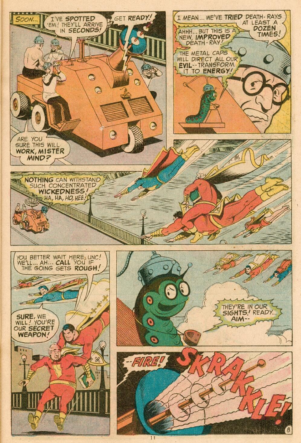 Read online Shazam! (1973) comic -  Issue #14 - 10
