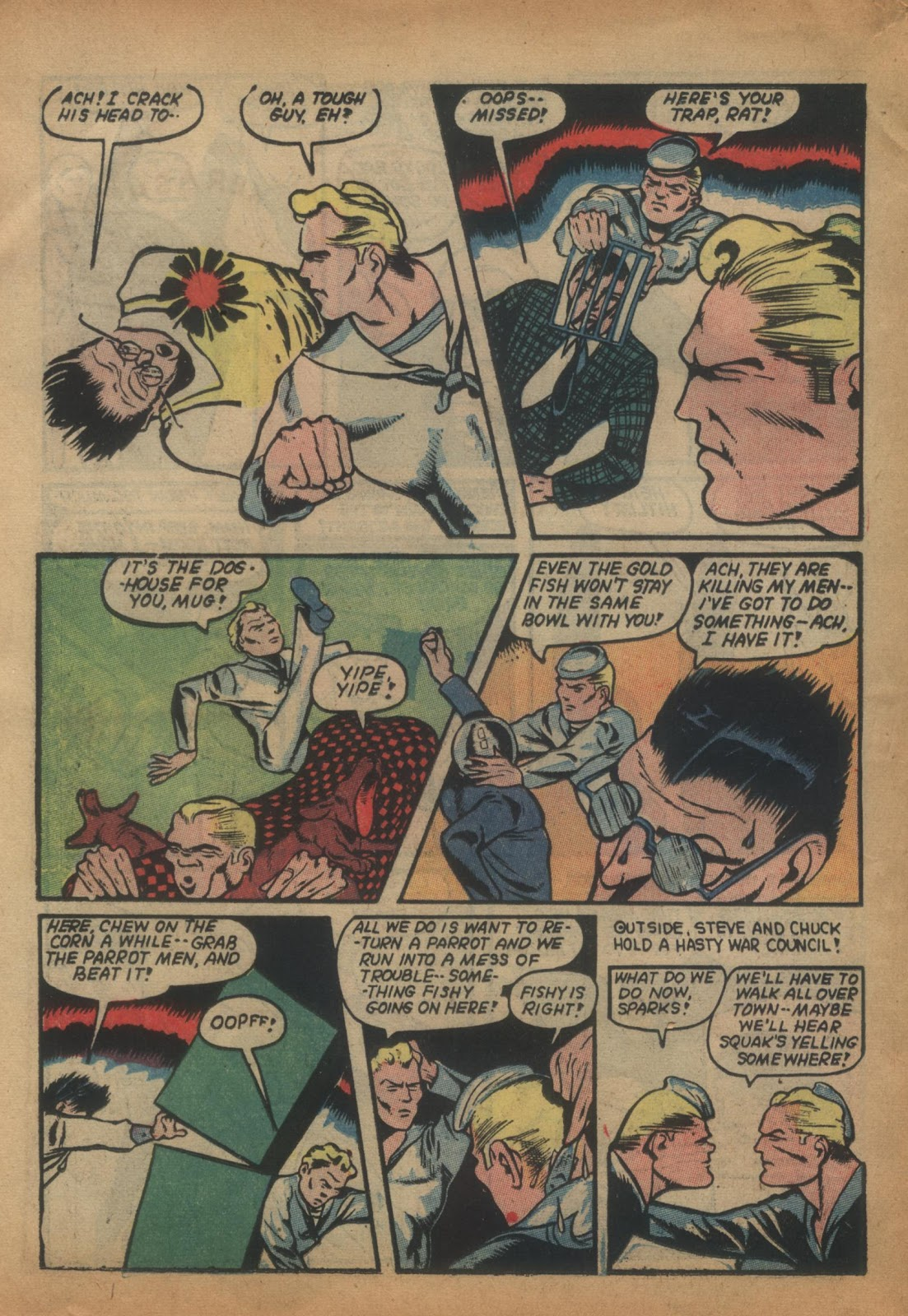 The Blue Beetle issue 15 - Page 50