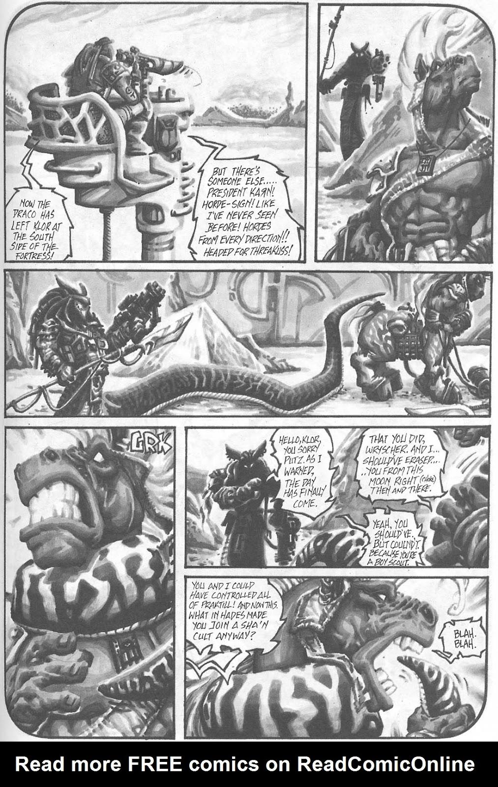 Read online Animal Mystic comic -  Issue #4 - 47