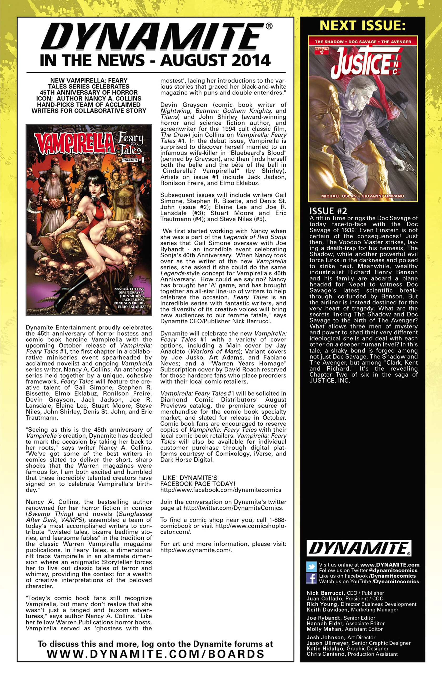 Read online Justice, Inc. comic -  Issue #1 - 30
