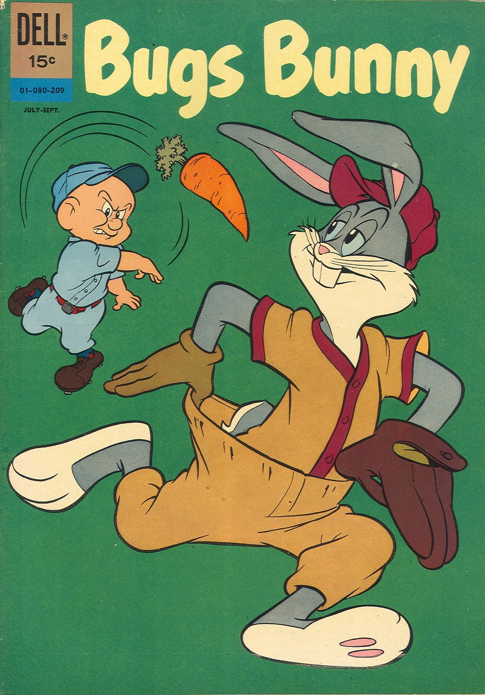Bugs Bunny (1952) issue 85 - Page 1