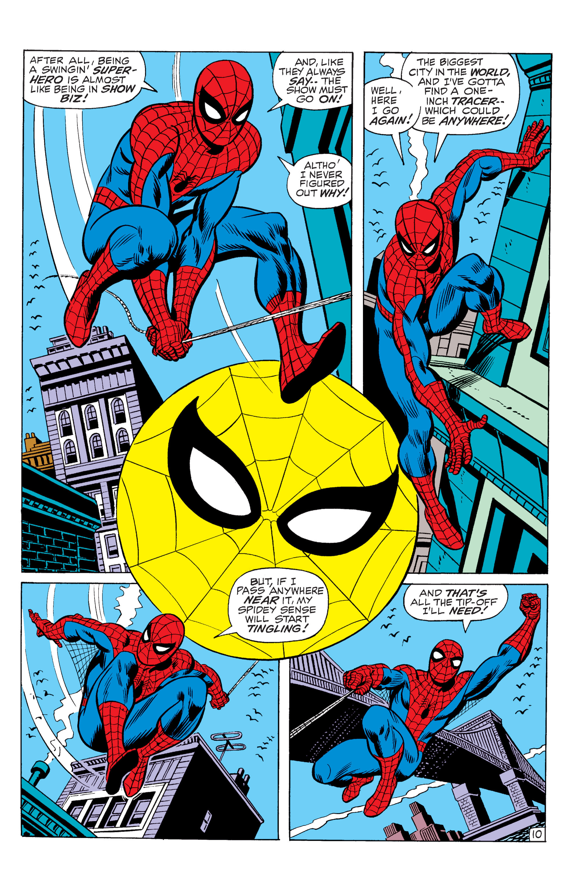 The Amazing Spider-Man (1963) 90 Page 10