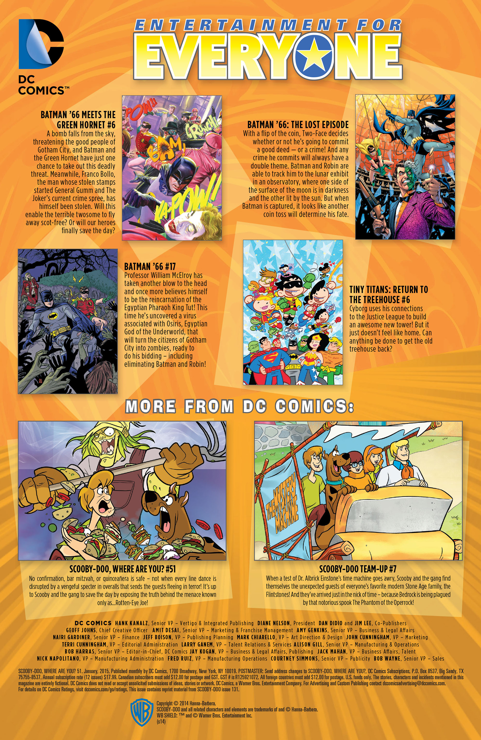 Read online Scooby-Doo: Where Are You? comic -  Issue #51 - 22