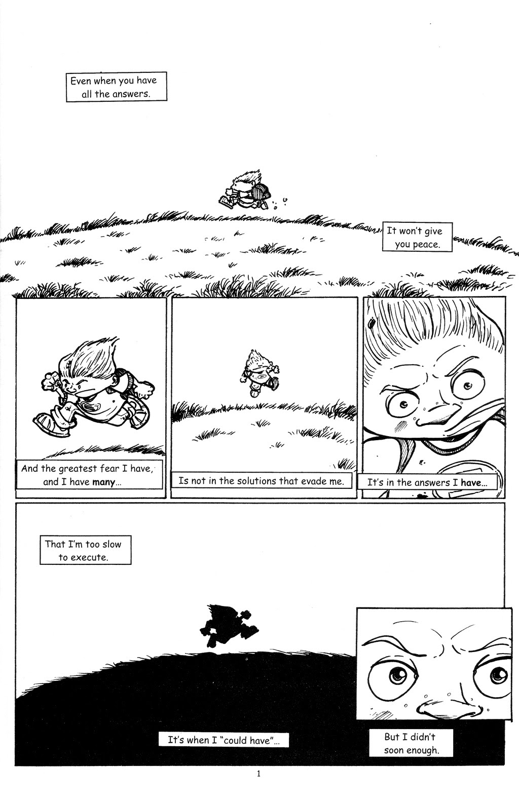 Read online The Adventures of Barry Ween, Boy Genius 3: Monkey Tales comic -  Issue #6 - 3