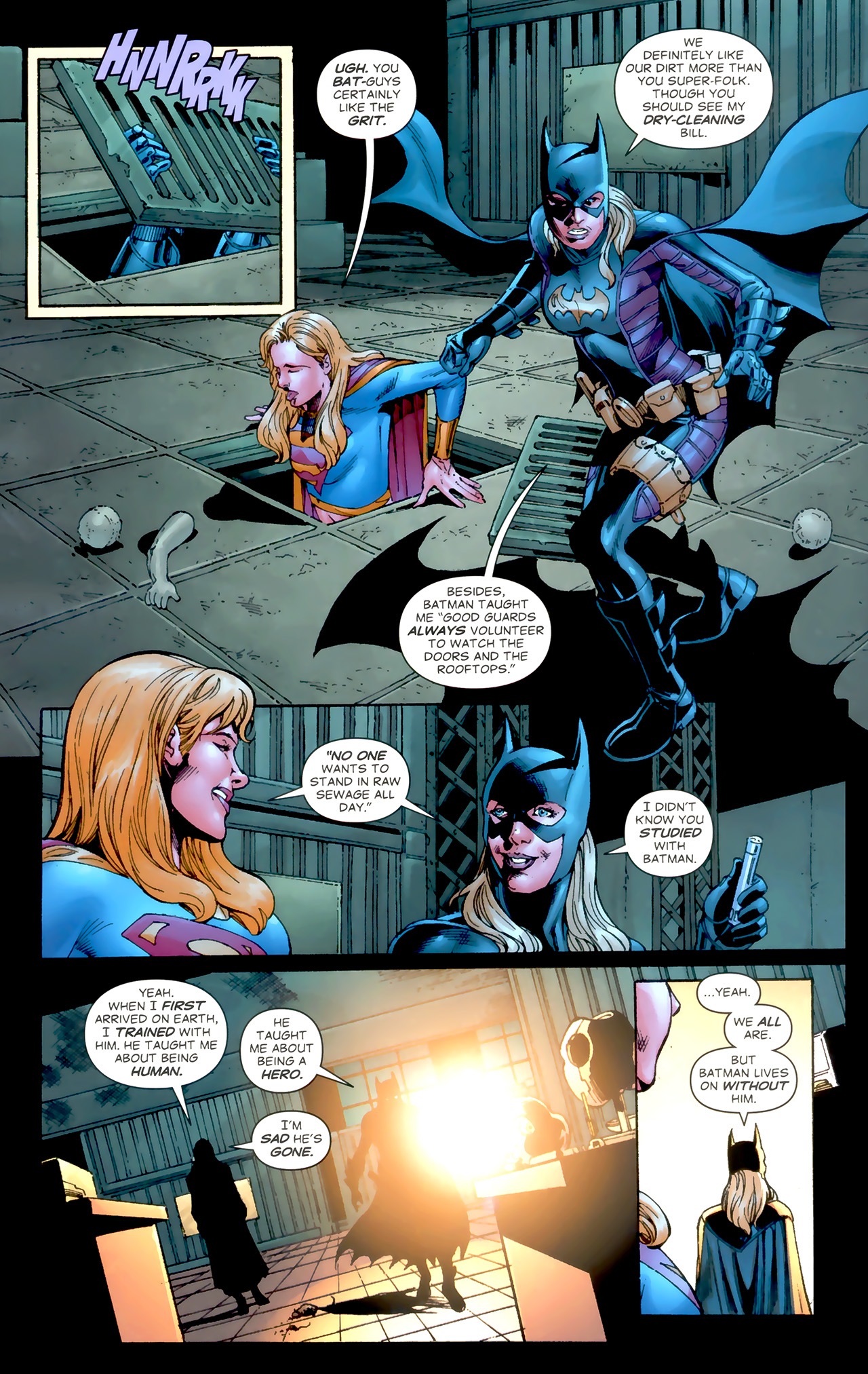 Read online World's Finest (2009) comic -  Issue #3 - 11