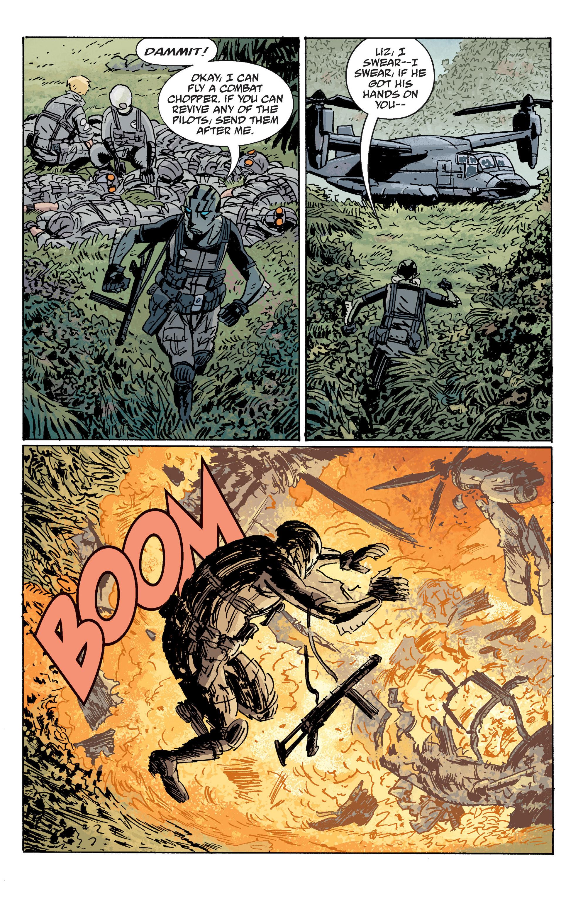 Read online B.P.R.D. (2003) comic -  Issue # TPB 10 - 59