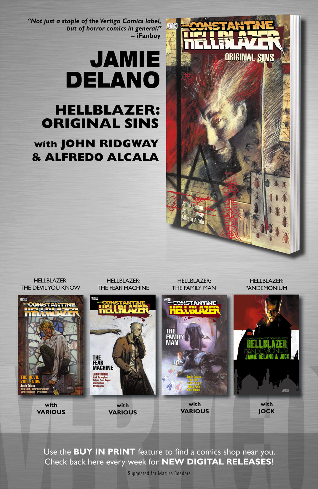 Hellblazer issue 15 - Page 26