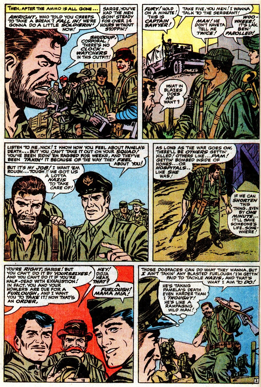 Sgt. Fury issue _Special_6 - Page 38
