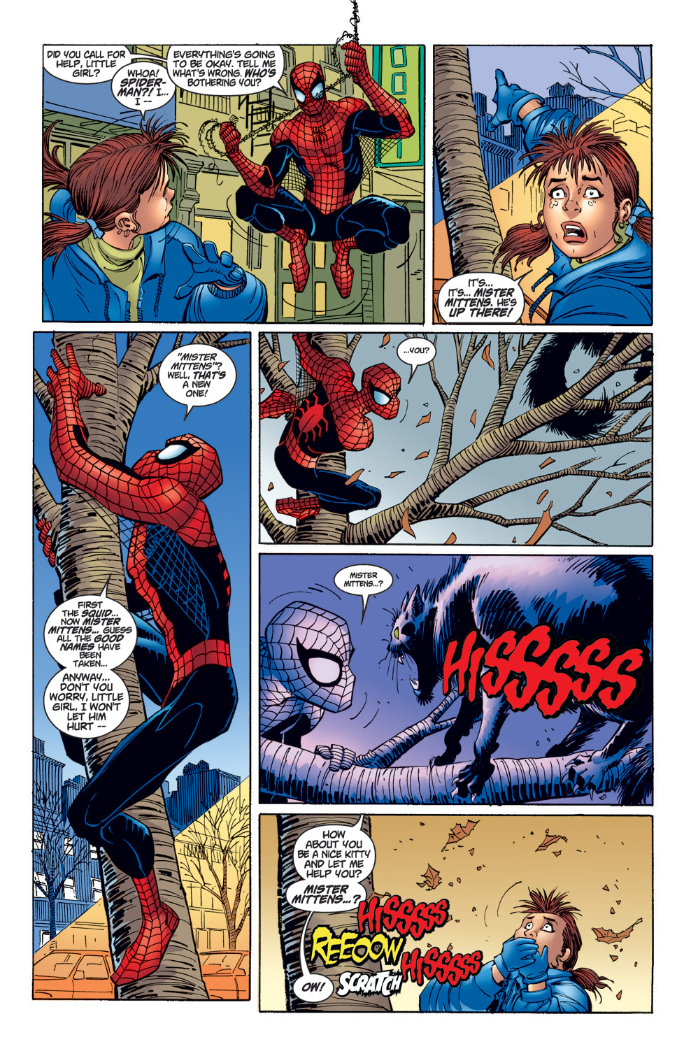 The Amazing Spider-Man (1999) 27 Page 3