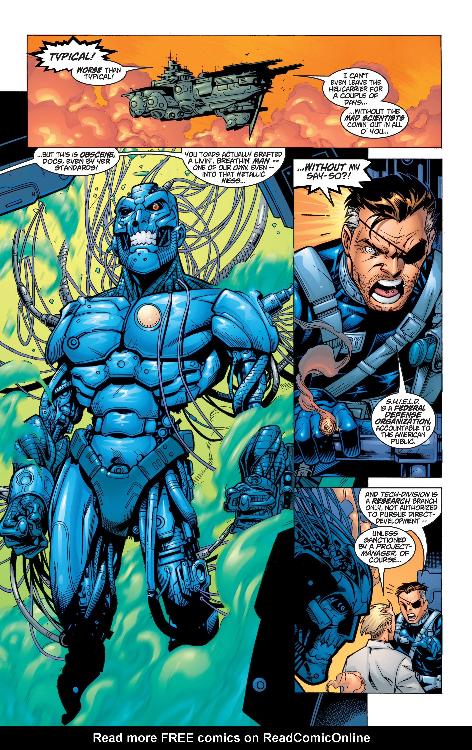Read online Uncanny X-Men (1963) comic -  Issue #371 - 16