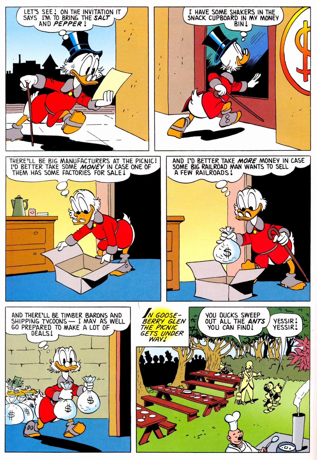 Read online Uncle Scrooge (1953) comic -  Issue #330 - 48