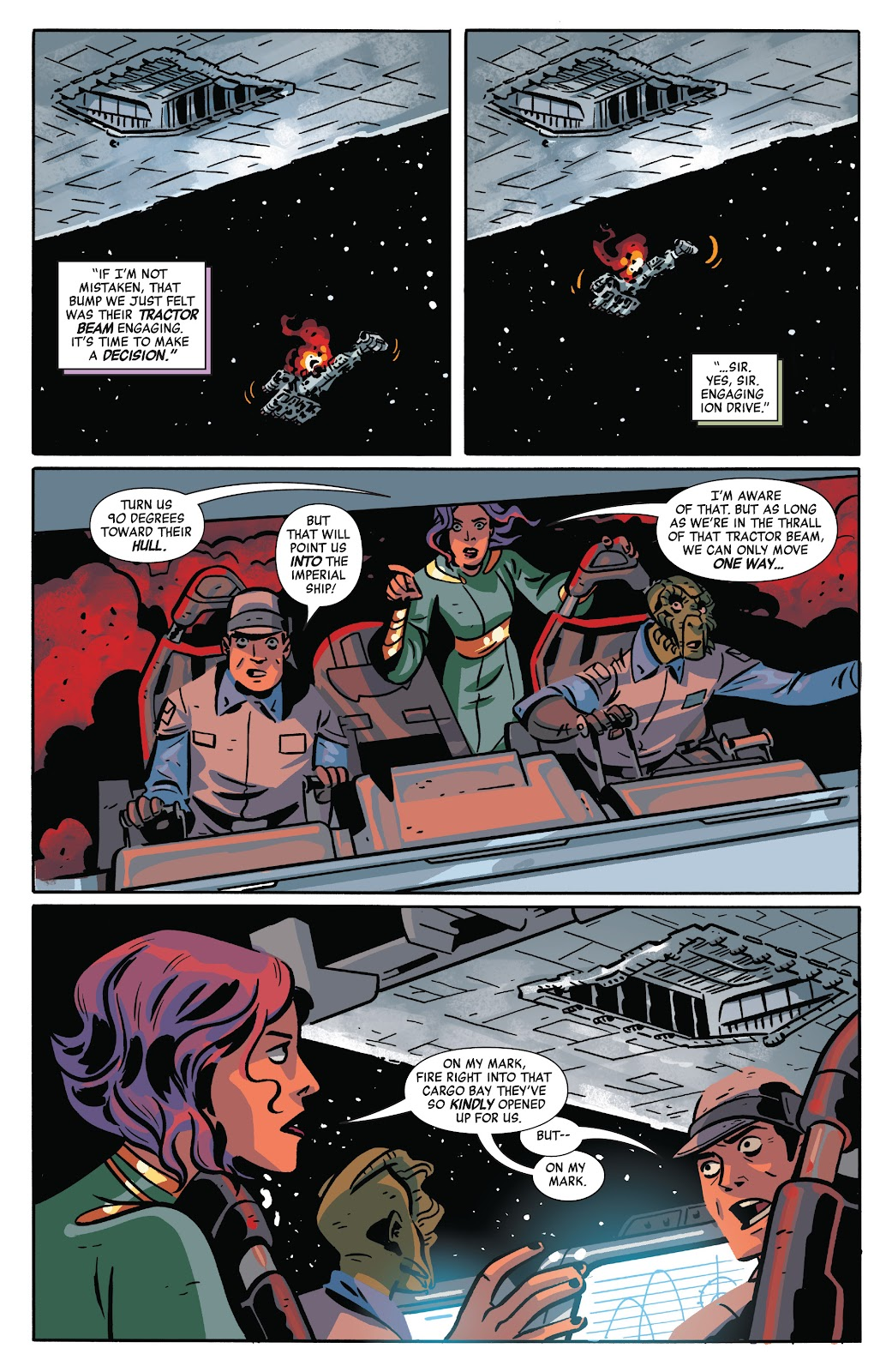 Read online Star Wars: Age of Republic: Heroes comic -  Issue # TPB - 105