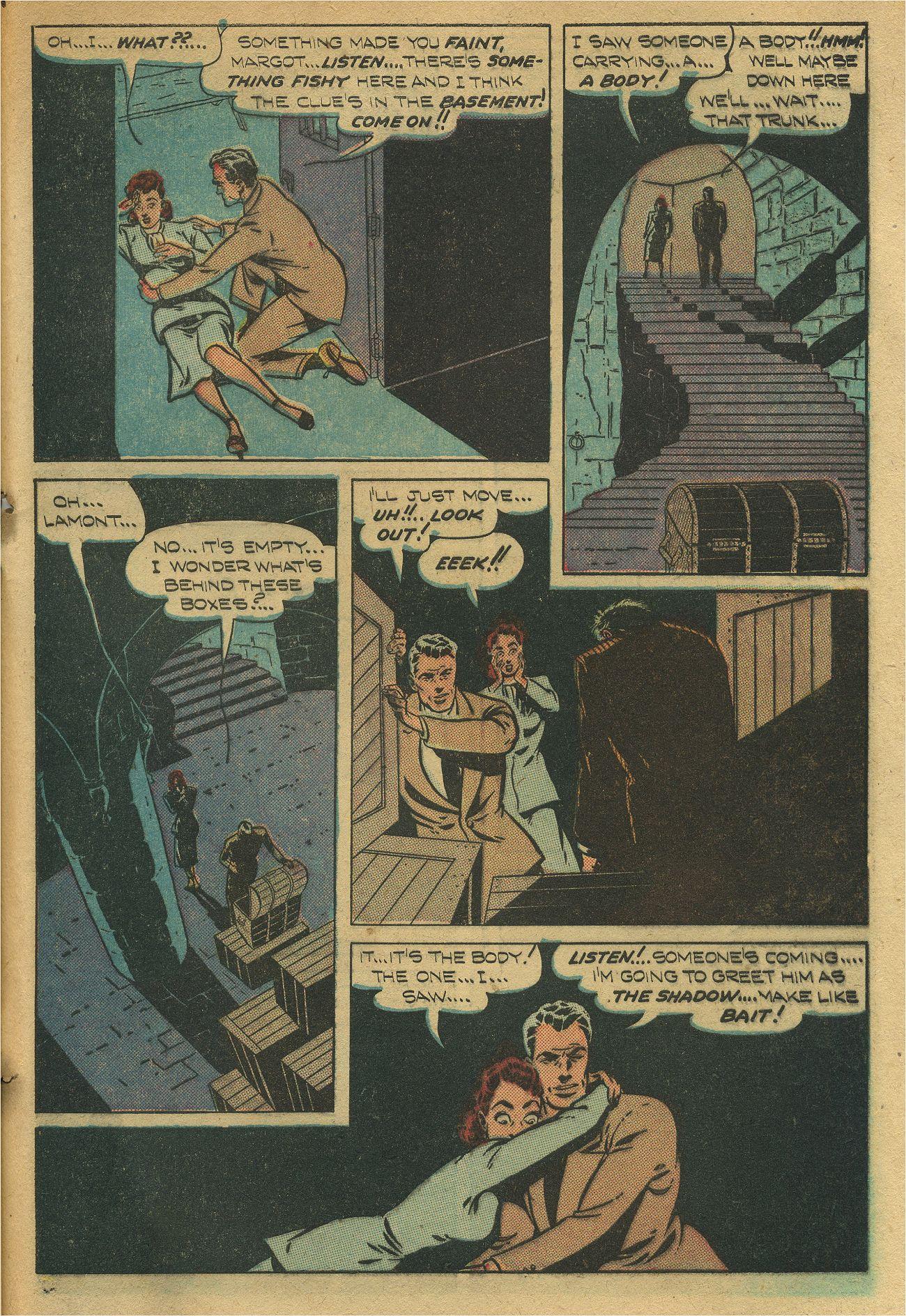 Read online Shadow Comics comic -  Issue #93 - 46