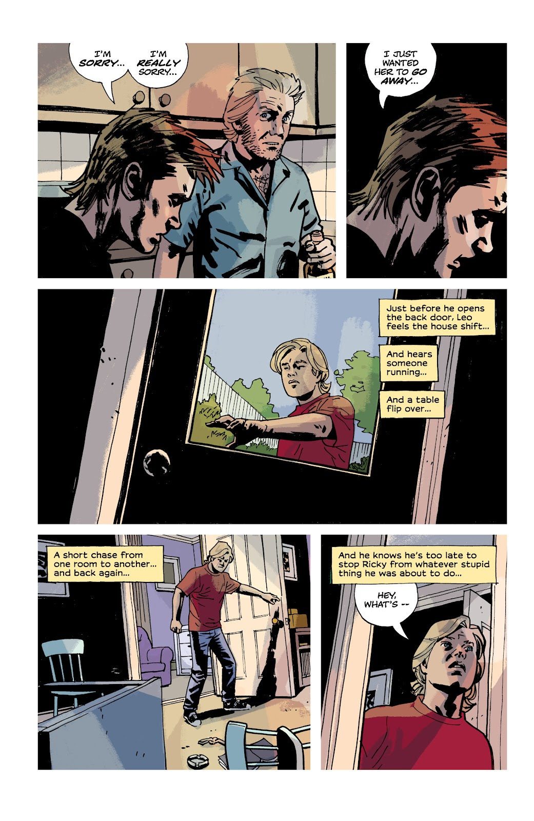 Read online Criminal (2019) comic -  Issue #12 - 23
