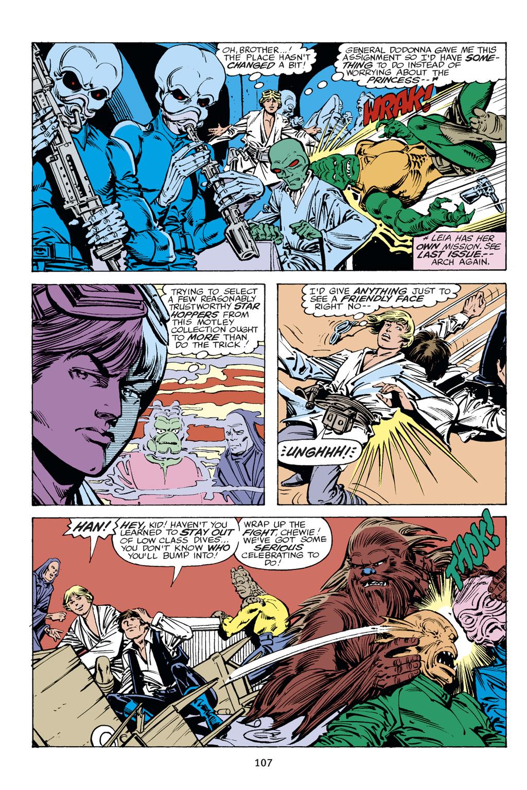 Read online Star Wars Omnibus comic -  Issue # Vol. 14 - 107