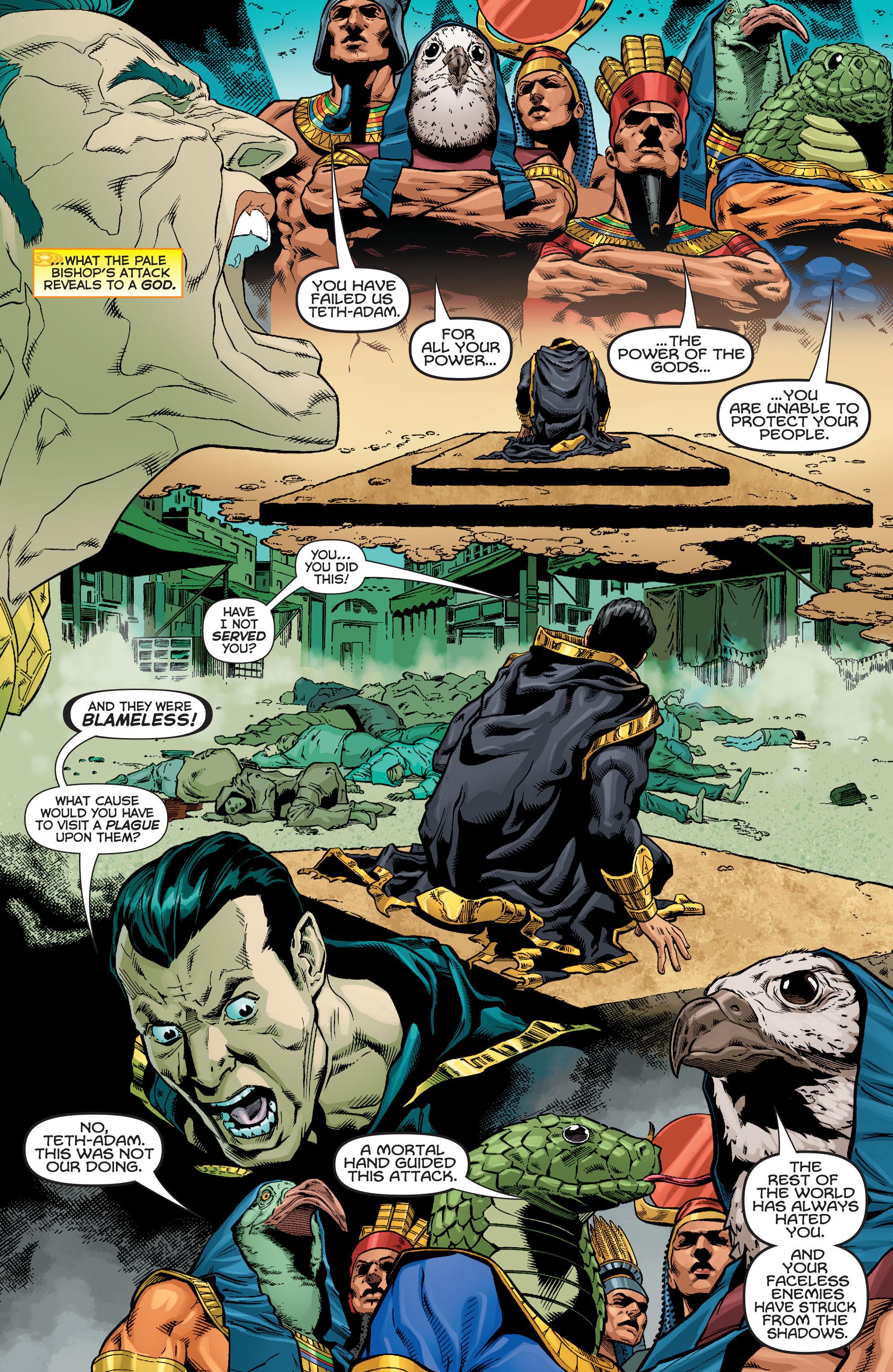 Read online Sinestro comic -  Issue #17 - 9