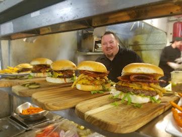 Bisbee Table Burgers La Mesa RV Experience Life Blog