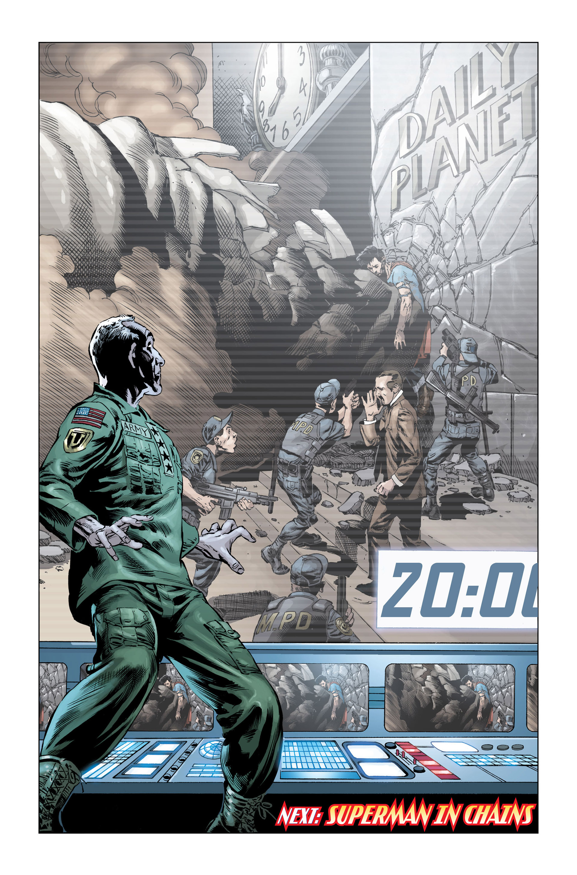 Read online Action Comics (2011) comic -  Issue #1 - 35