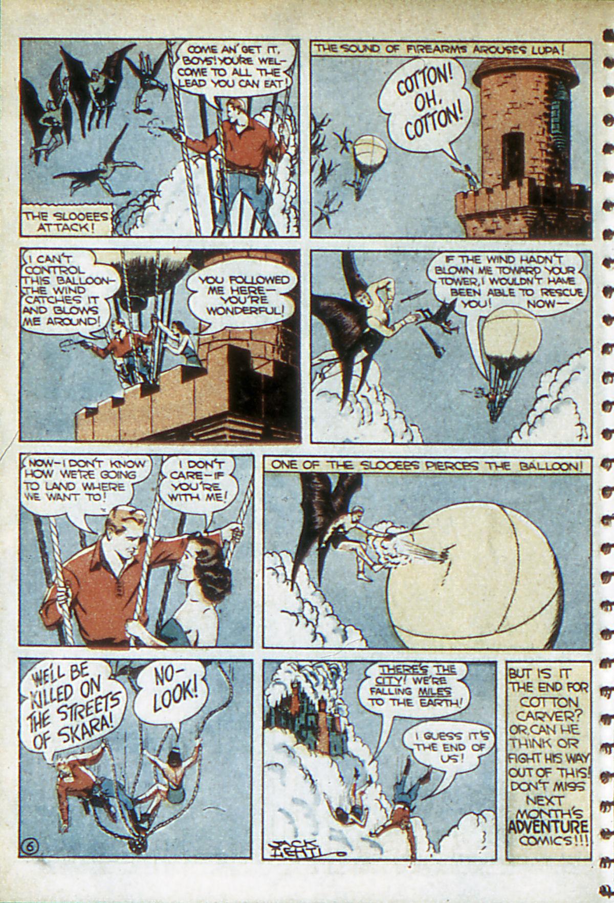 Read online Adventure Comics (1938) comic -  Issue #52 - 46